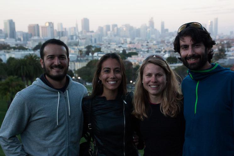 Wiedersehen in San Francisco