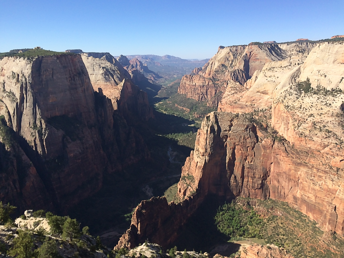 Im Zion Nationalpark
