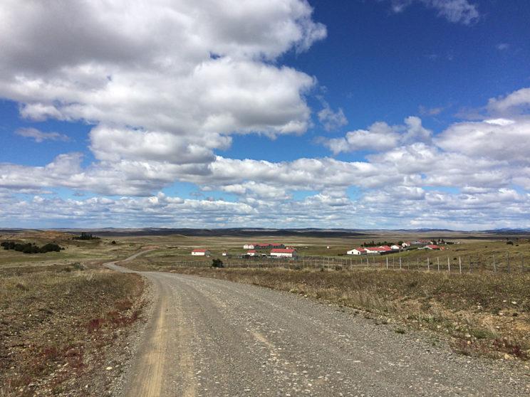 Estancia (Farm) in der Pampa